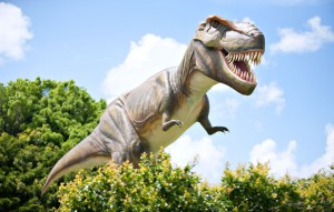 Did Mark Hurd Call Oracle A Dinosaur?