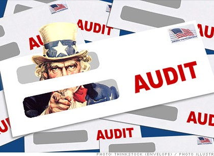 If IRS Audits Were Run Like Oracle Audits