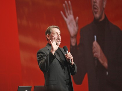 Larry Ellison is Stepping Down.  Will this Result in a Kinder and Gentler Oracle?