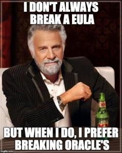 Oracle Meme