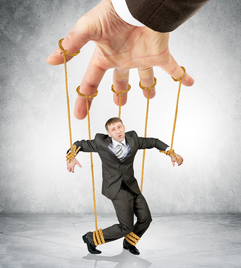Oracle LMS: The Marionette Pulling Strings