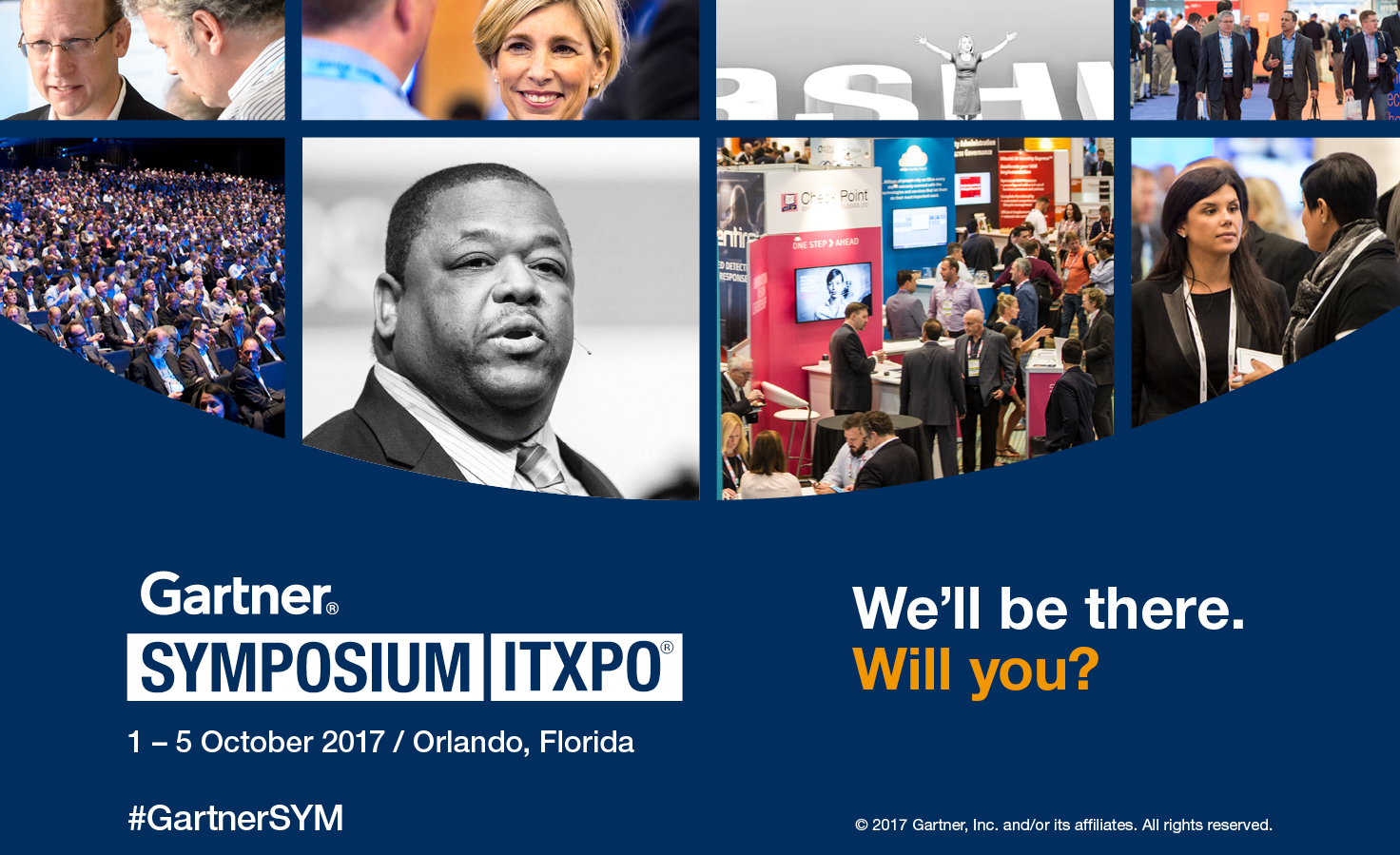 Palisade at Gartner Symposium/ITxpo in Orlando