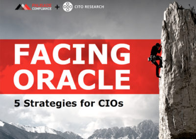 Facing Oracle –  5 Strategies for CIOs