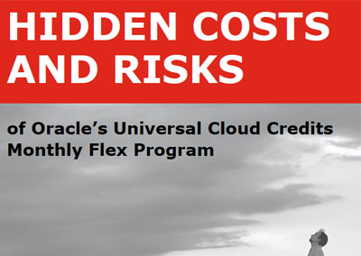 Oracle cloud whitepaper