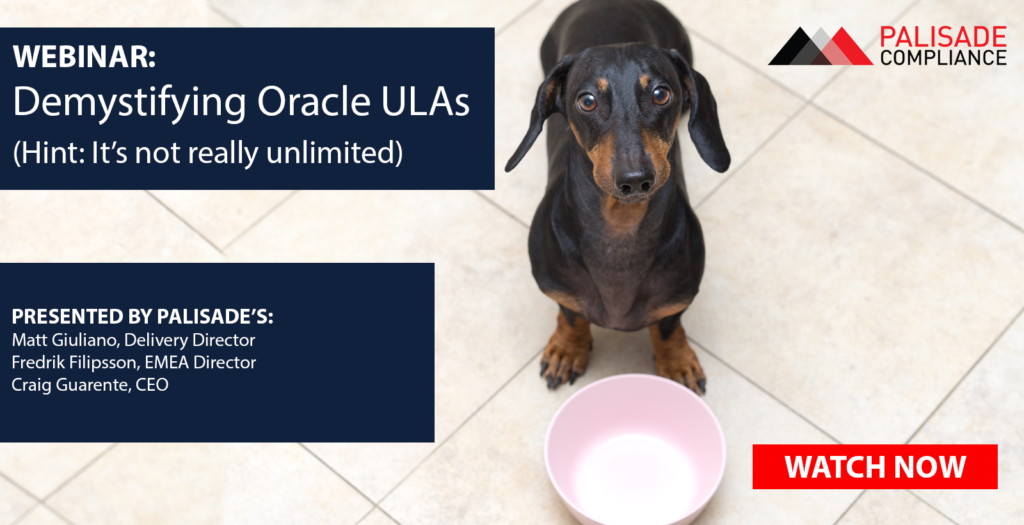 demystifying oracle ulas