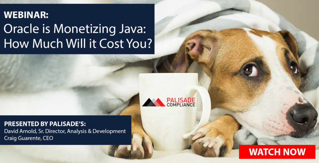 Webinar Oracle is Monetizing Java