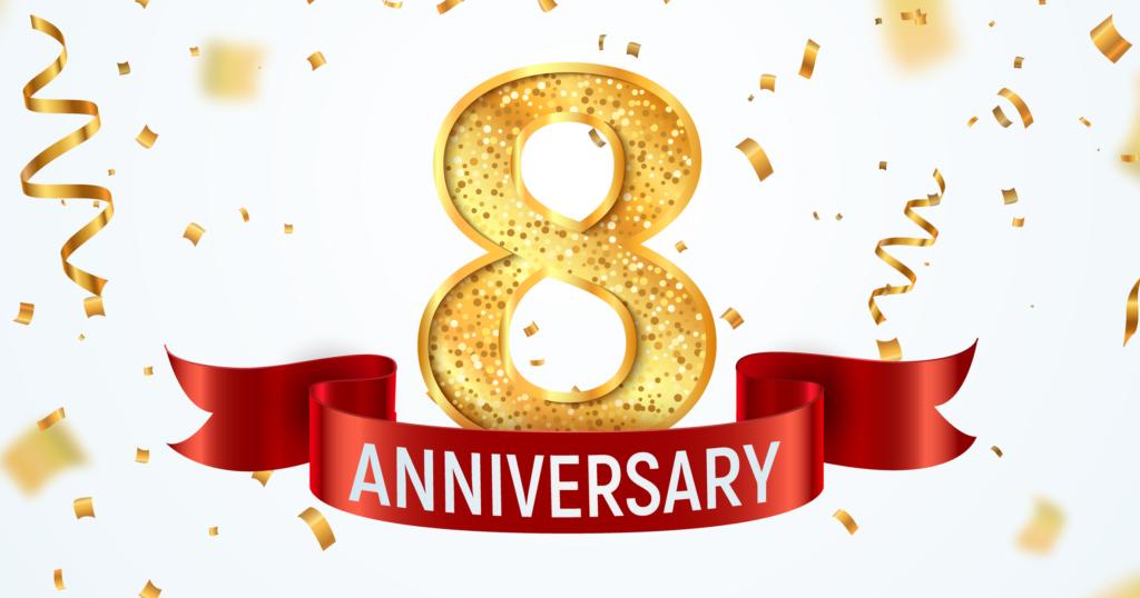 Palisade 8th Anniversary