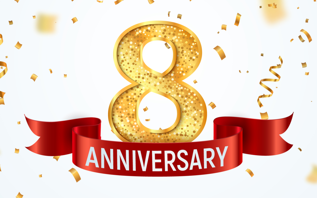 Palisade Just Celebrated Our 8th Anniversary