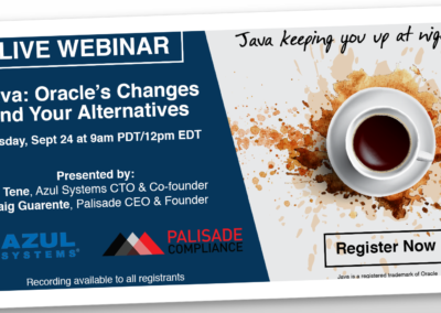 Java: Oracle's Changes and Your Alternatives