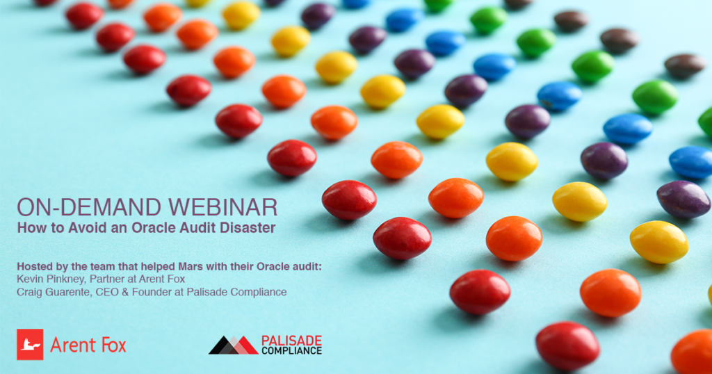 On-Demand Webinar: Avoid an Oracle Audit Disaster