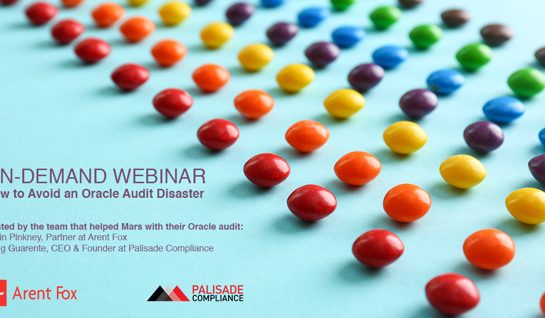 How to Avoid an Oracle Audit Disaster