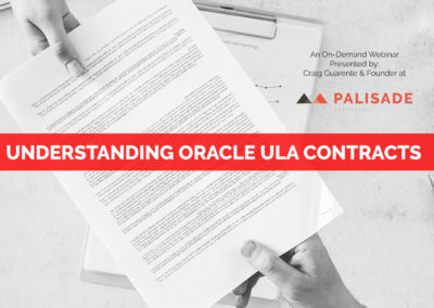Understanding Oracle ULA Contracts