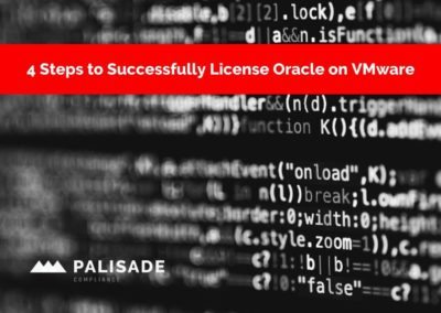 Licensing Oracle on VMware White Paper