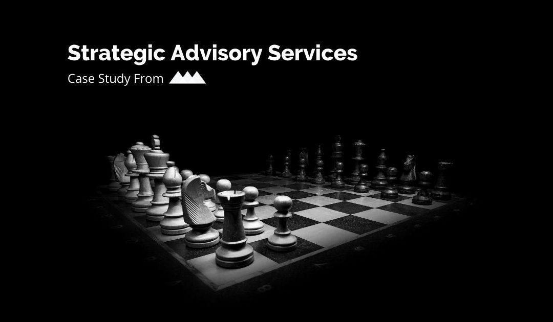 Oracle Strategic Advice Case Study