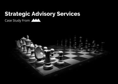 Oracle Strategic Advice Case Study