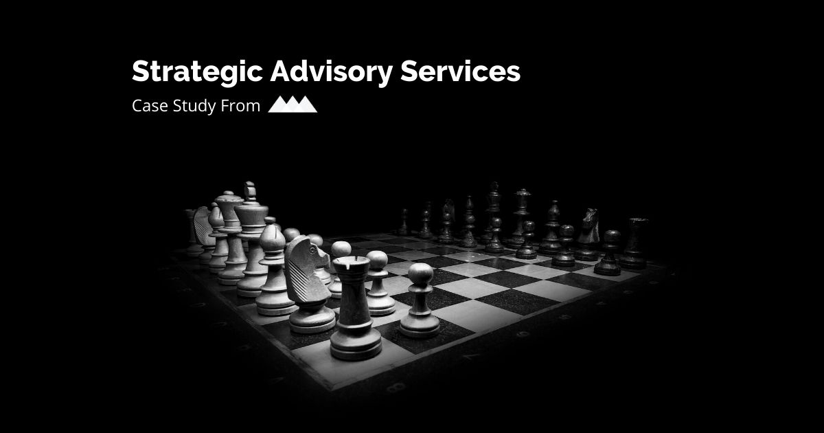 oracle strategic advice
