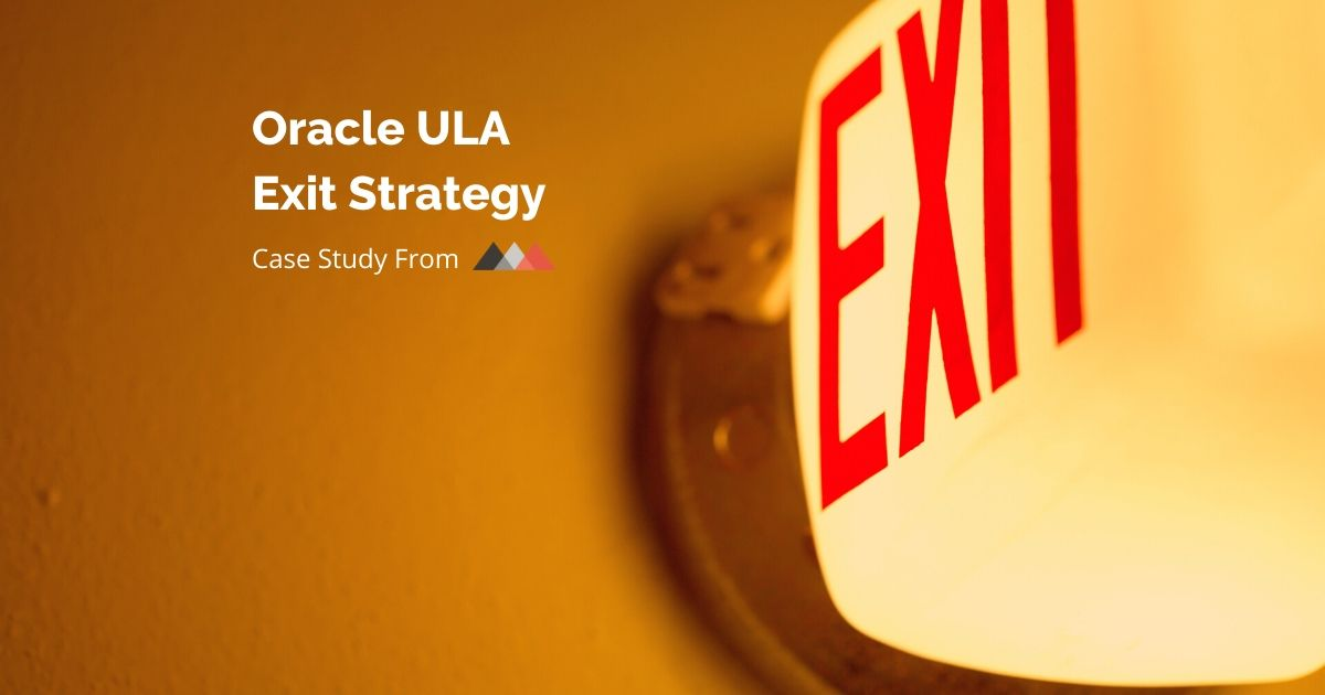 ula exit strategy