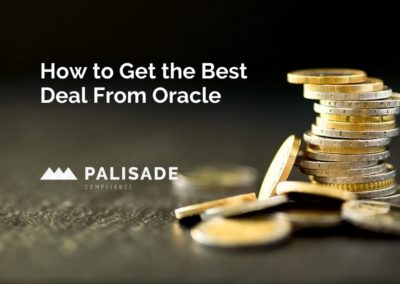How to Get the Best Deal from Oracle