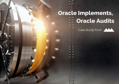 Oracle Implements, Oracle Audits