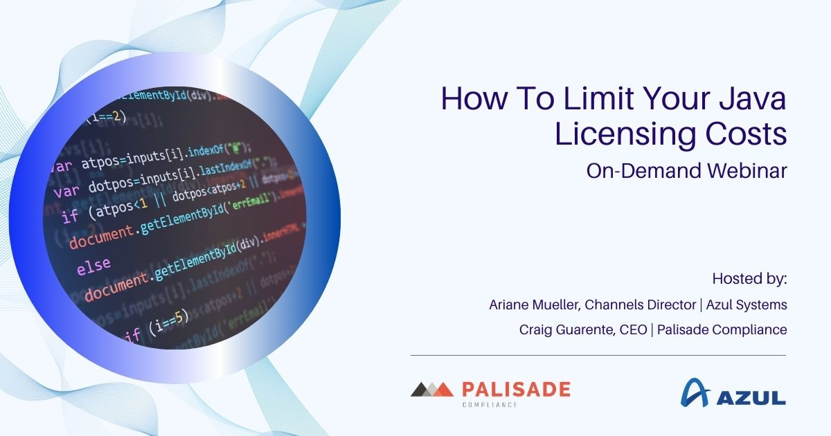 limit your java licensing costs